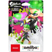 amiibo Boy (Neon Green)