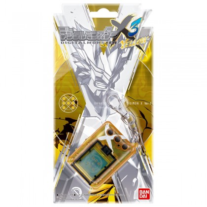 Bandai Digital Monster X3 Yellow (Digimon X ver. 3)
