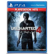 PS4 Uncharted 4 HITS [R3 Eng/Chi]